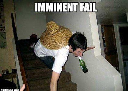 Save the beer!. or don't.... noooooo