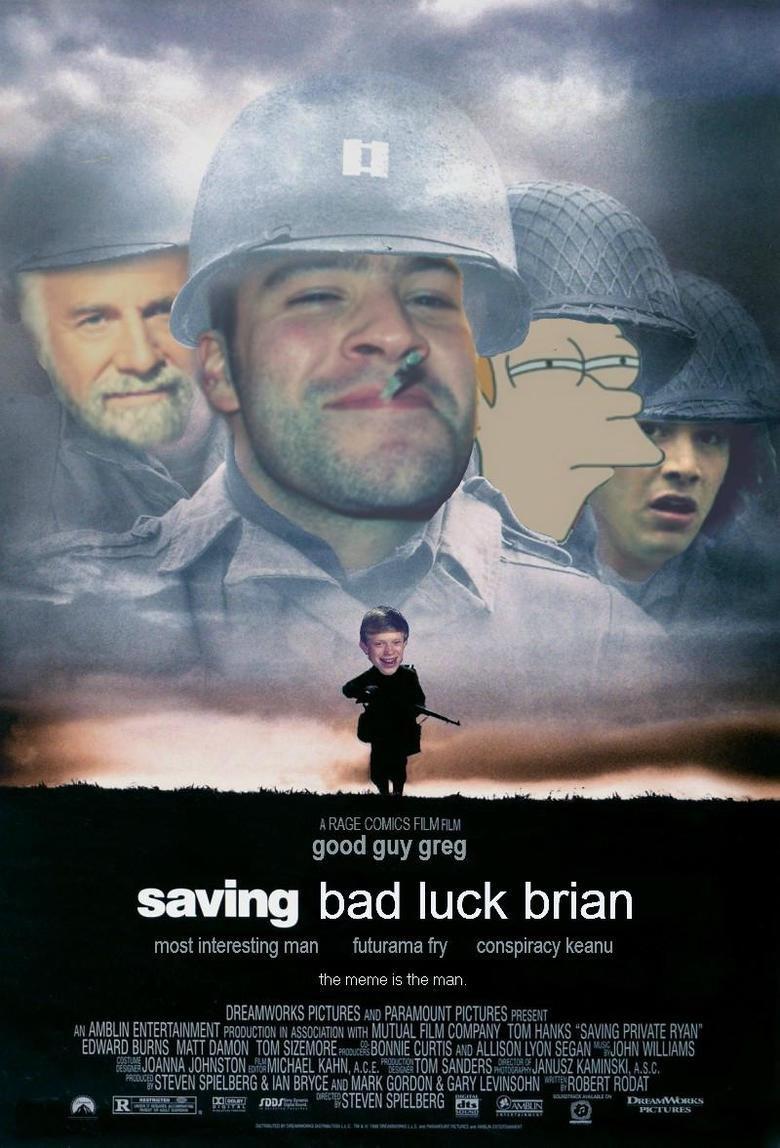 "Saving Bad Luck Brian. not mine. icij' ""'filii, area saving bad luck brian damninteresting man futuramafry conspiracykeanu the meme is the man.. GGG looks like Soldier. Saving Bad Luck Brian not mine icij' ""'filii area saving bad luck brian damninteresting man futuramafry conspiracykeanu the meme is GGG looks like Soldier"