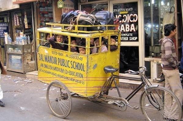 School Bus. ALL ABOARD!. School Bus India