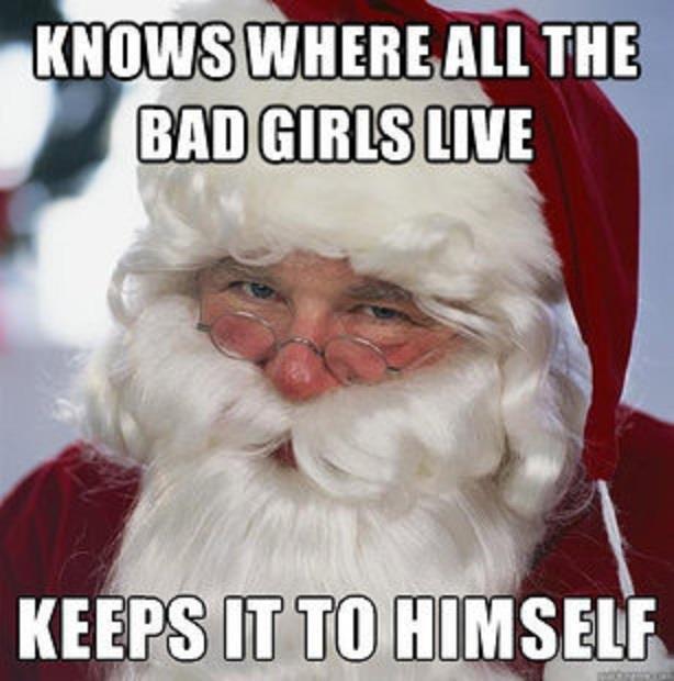 Scumbag Santa. . Scumbag Santa