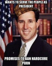 """Scumbag Santorum. No more section if this cracka gets into office . t In sinus m Ipsum """" Scumbag Santorum No more section if this cracka gets into office t In sinus m Ipsum """""""