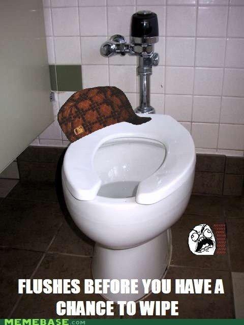 Scumbag Toilet. . Scumbag Toilet