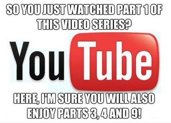 Scumbag youtube. I hate that guy. youtube fagg