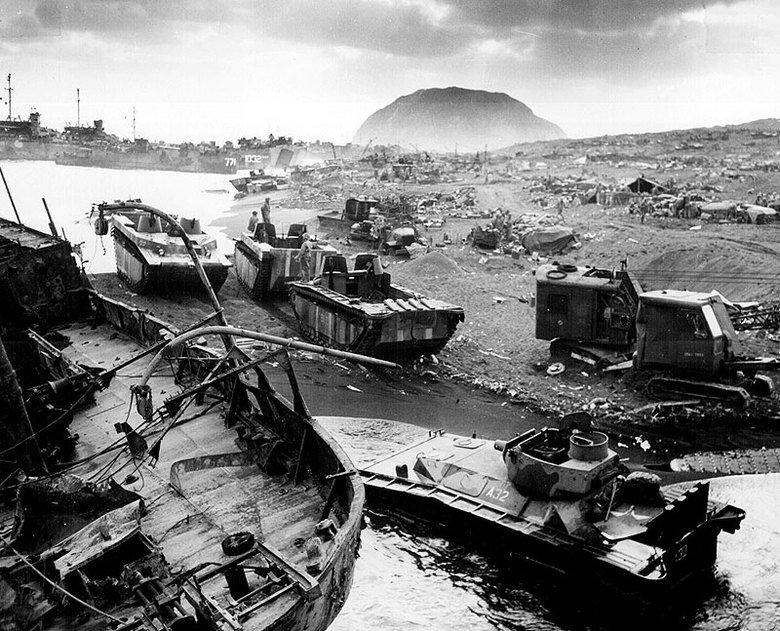 Second World War. . Second World War