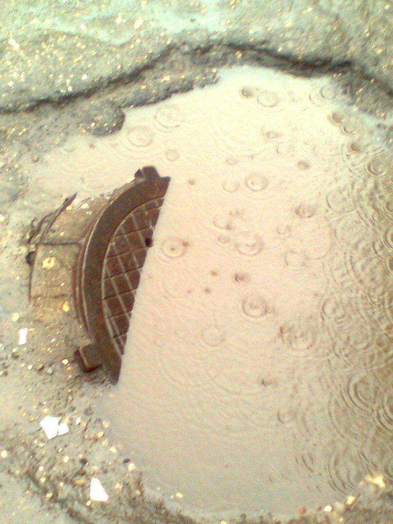 Sewer hatch. . russia hatch sewer Rain street
