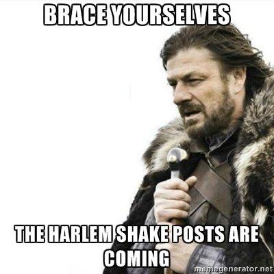 SHAKE. . harlem Shake