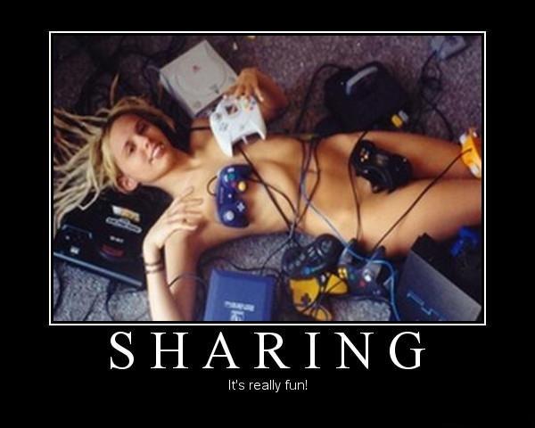 Sharing. .. Oh my god, an N64... fap fap fap fap fap fap fap fap funny sexy hot girls