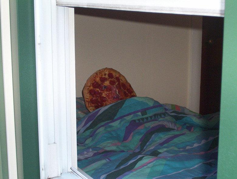 Shhh... Pizza is sleeping. . weird Pizza Sleeping tags