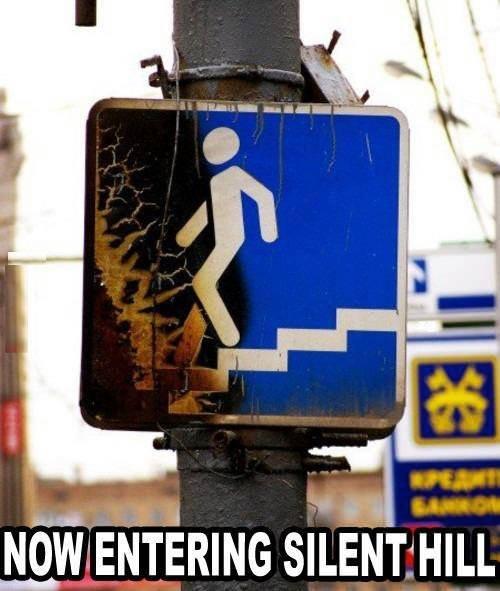 Silent Hill.. . Silent Hill