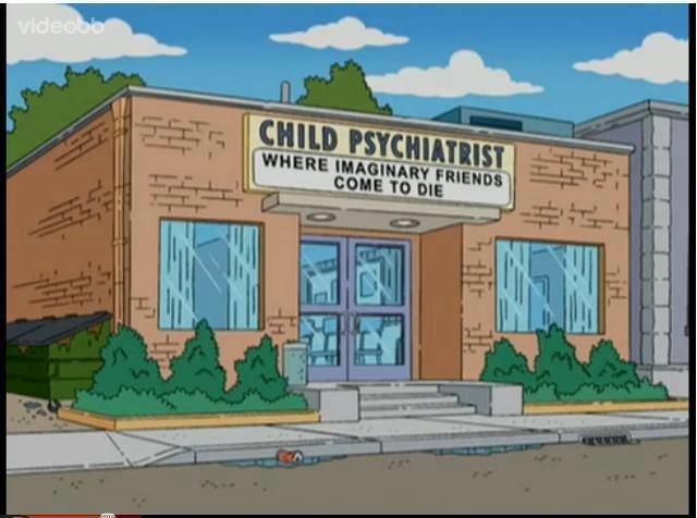 Simpsons can be dark. . Simpsons can be dark