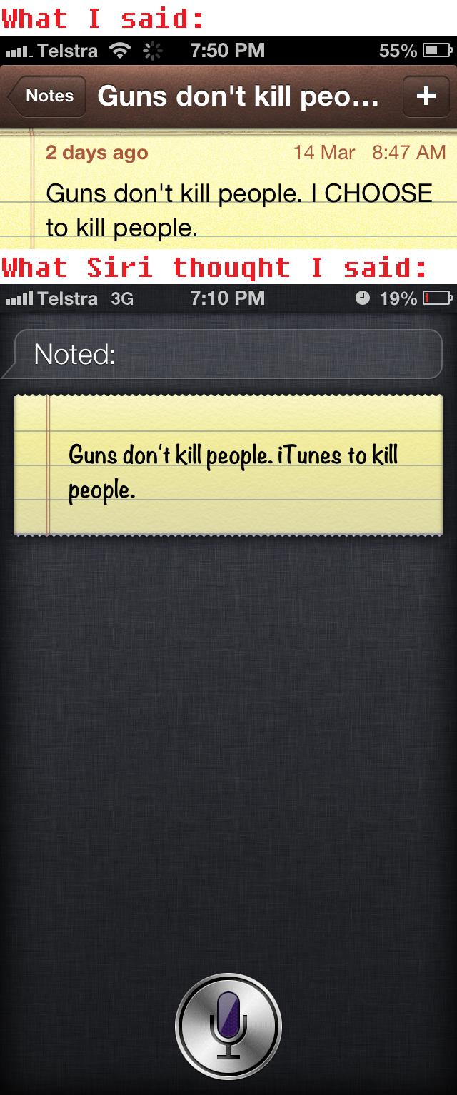 Siri, why you Remix my Orders?. . Siri why you Remix my Orders?