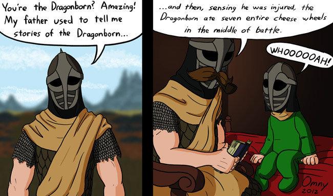 Skyrim guards. Lol you guys like? . . . . Not mine. skyrim lol