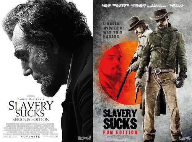 Slavery Sucks. .. Slavery: Extended edition. Slavery Sucks Slavery: Extended edition