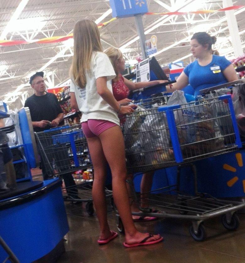 Sluts in Shorts. Taken from a thread on /b/. 12/10/12. sluts shorts Walmart usa hot girls hotty teens Whitegirls