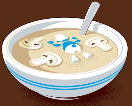 Smurf Soup. . Smerf soup dead