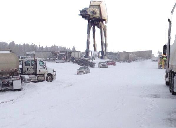 Snowstorm in alberta..real cause?. God damn imperials. star wars imperials rebel scum