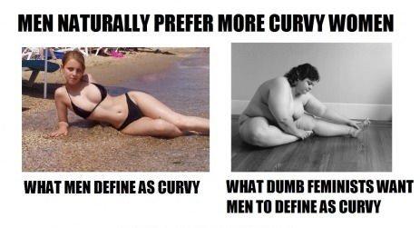 "So true... or is it? Or is it true?. . HINT Ill cum ""HIT III]!!! HINT woman feminist curvy"