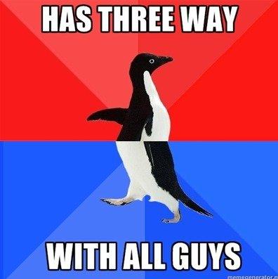 Socially Everything. tags relate. MS THREE WAY I like boys