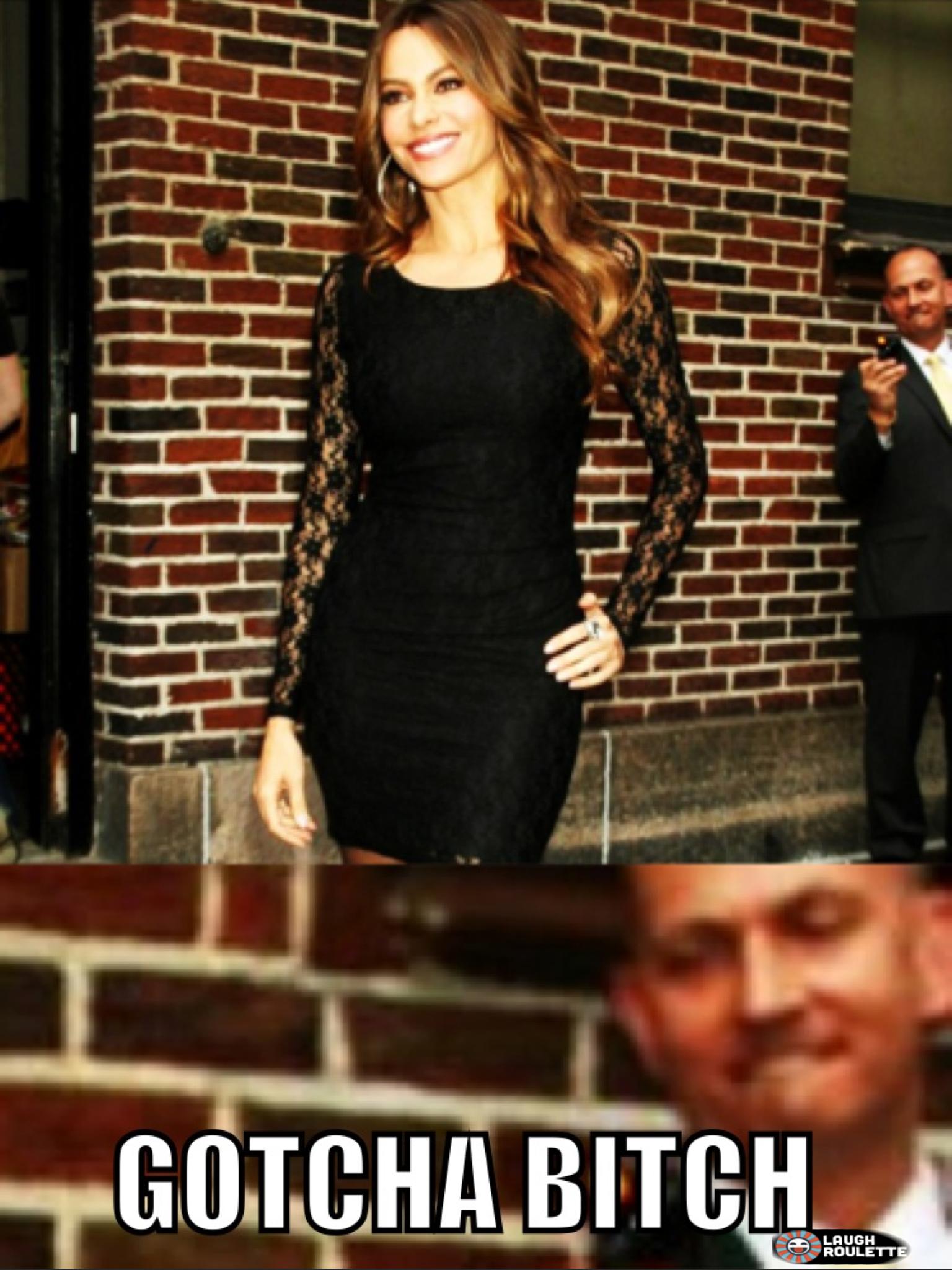 "Sofia Vergara just made his ""Spank Bank"". . lol funny LMAO WTF Sofia Vergara hot Girl actress Model Butt Boobs tits"