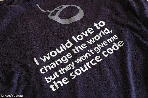Source code. . i source code