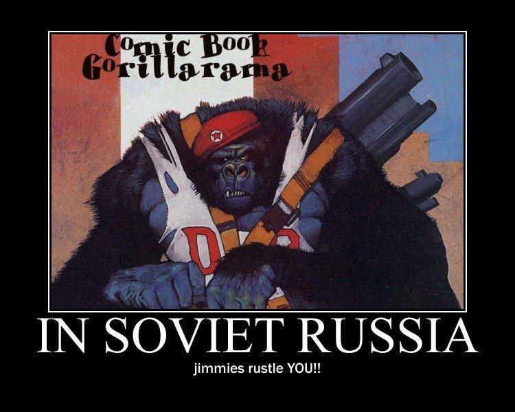 Soviet jimmies. Even in Soviet Russia, jimmies get rustled.. jimmies rustle Soviet Russia demotivational motivational jimmies