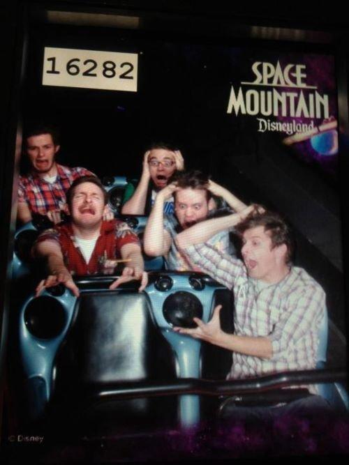 Space Mountain.. . Space Mountain