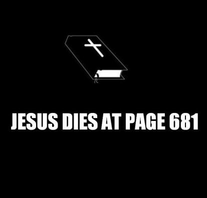 Spoiler Alert. . JESUS AT PAGE 531. SPOILER ALERT Judas tells the Romans. Spoiler Alert JESUS AT PAGE 531 SPOILER ALERT Judas tells the Romans