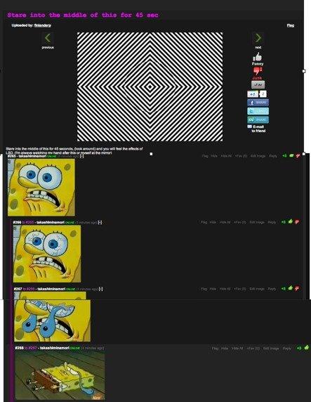 sponge bob eye melt. . sponge bob eye melt