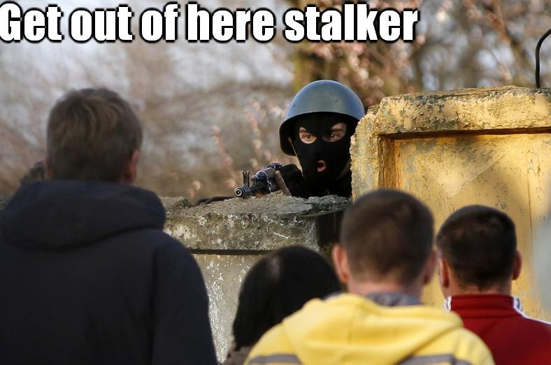 Stalker; Shadow of Ukrainybl. .. CHEEKI BREEKI Stalker; Shadow of Ukrainybl CHEEKI BREEKI