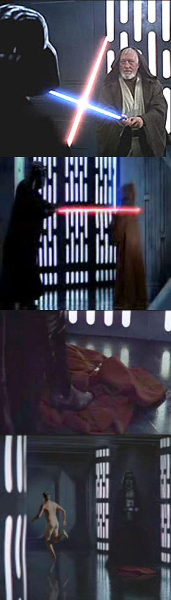 Star Wars. . iii (ii iii!. You're never gonna catch me. see y'all next year. Star Wars iii (ii iii! You're never gonna catch me see y'all next year