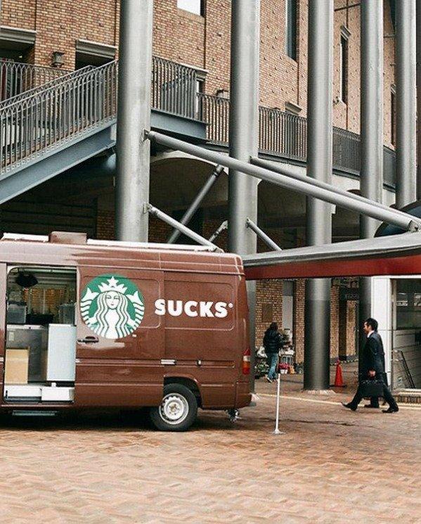 Starbucks Coffee. Starbucks.. maybe it's my inner white girl talking, but i like Starbucks. Starbucks funny pics Coffee sucks