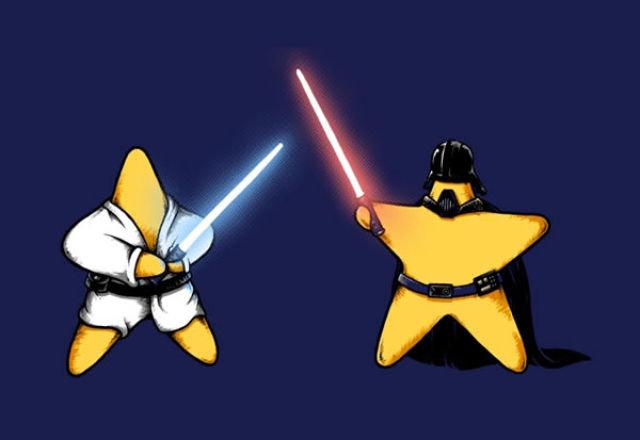 starwars. I love puns.. Make Love to my Phone