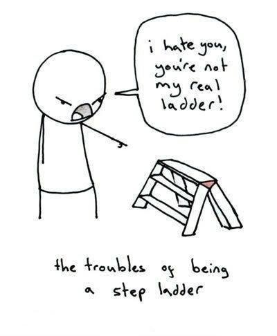 stepladders.. . stepladders