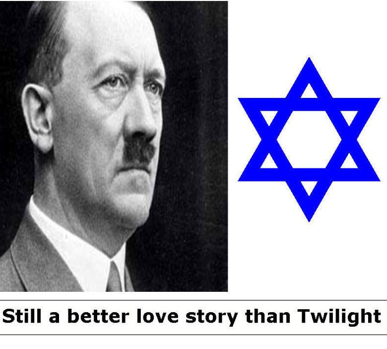 Still a Better Love Story Than Twilight. OC. lloll 'Q Still a better have story than Twilight. thumb for you! twilight hitler
