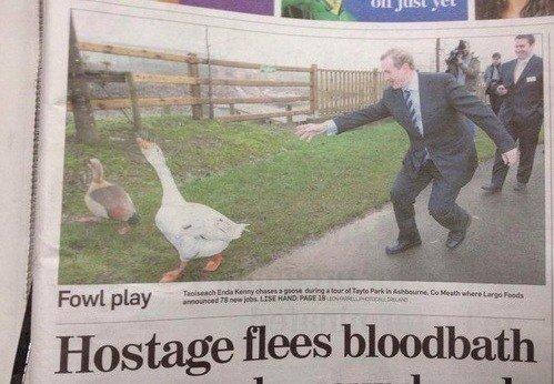 Stop Him, He's Getting Away!. . Stop Him He's Getting Away!