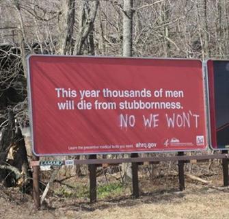 stubborness. . This 1' at man will is {rum tatt, tnx: . tags