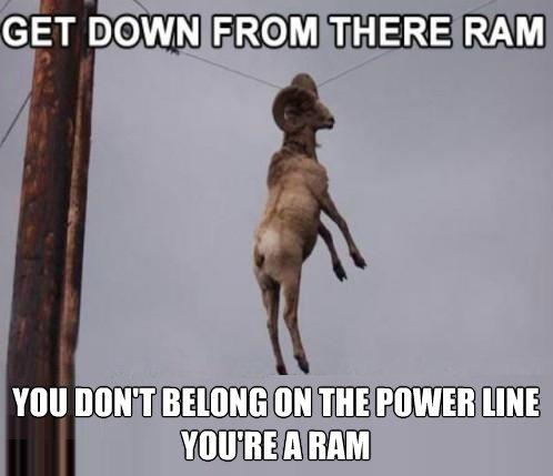 Stuck Ram. . stuck Ram cords power