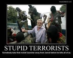 Stupid Terrorists. . Stupid Terrorists