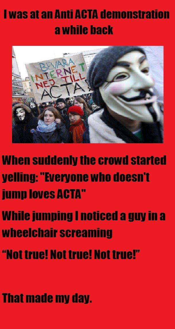 Sucks to be handicapped. OC.. Hey it's the 9gag meme mask Sucks to be handicapped OC Hey it's the 9gag meme mask