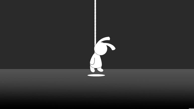 suicide bunny. . suicide bunny