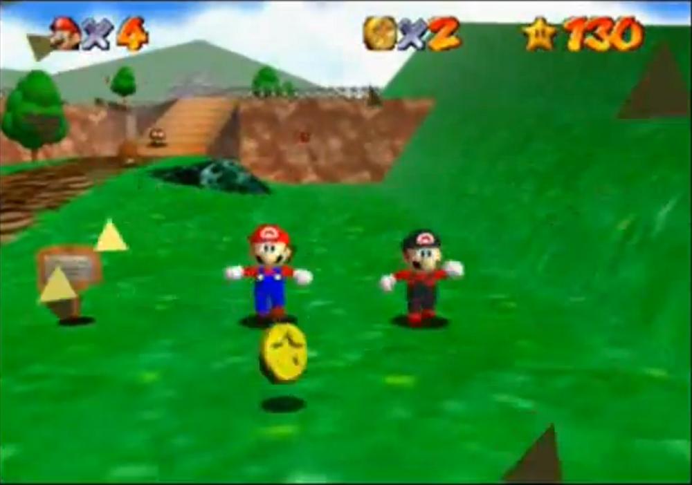 Super Mario 64 multiplayer Online.. Tutorial: www.youtube.com/watch?v=L_U_8A3M7H0&f... Need I say more?.. Mine always freezes Fkn win