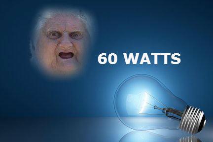 wat. . 60 WATTS wat 60 WATTS