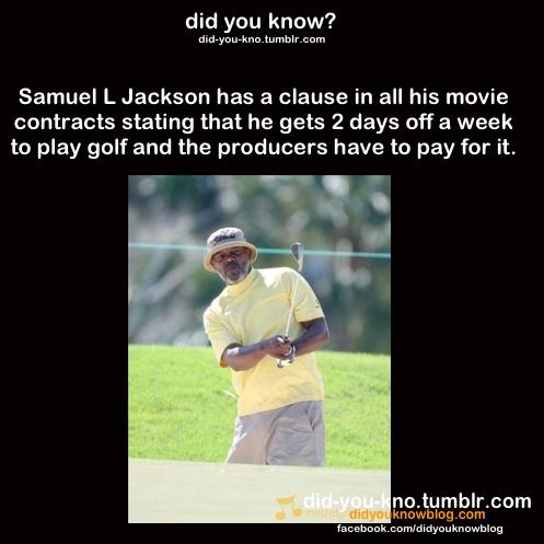 What a badass.... This guy. samuel l jackson