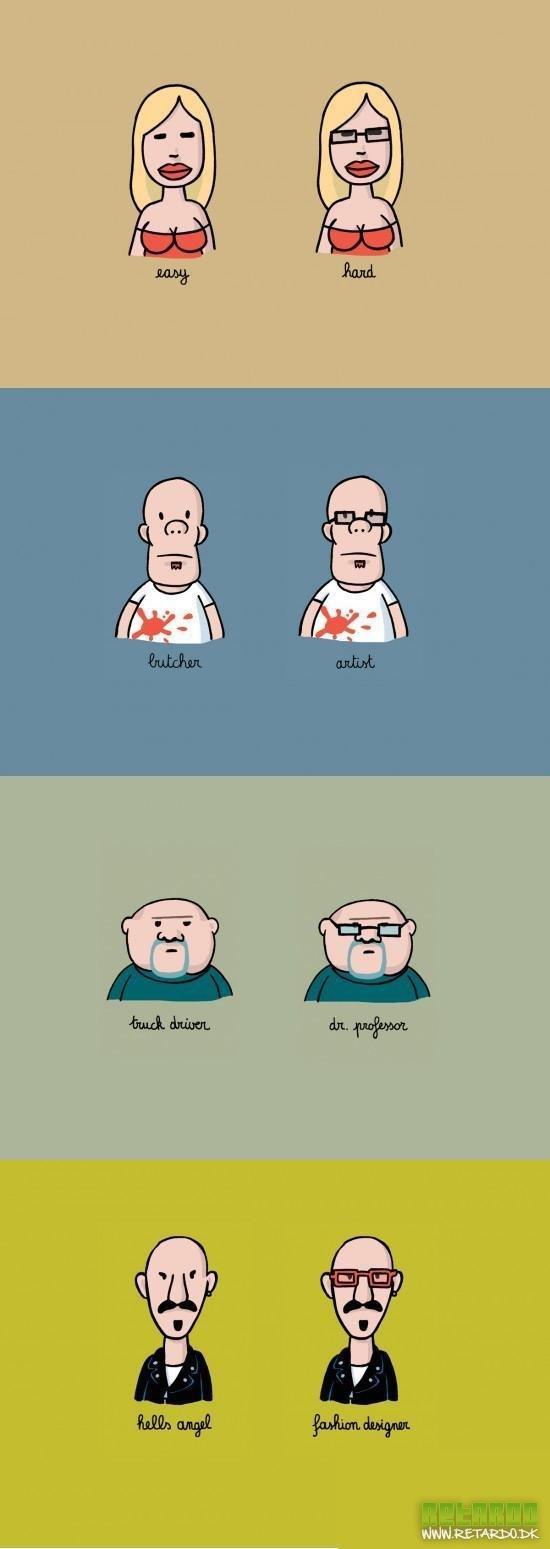 what glasses do. . what glasses do