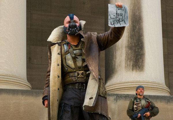 When Gotham is in Ashes. . When Gotham is in Ashes