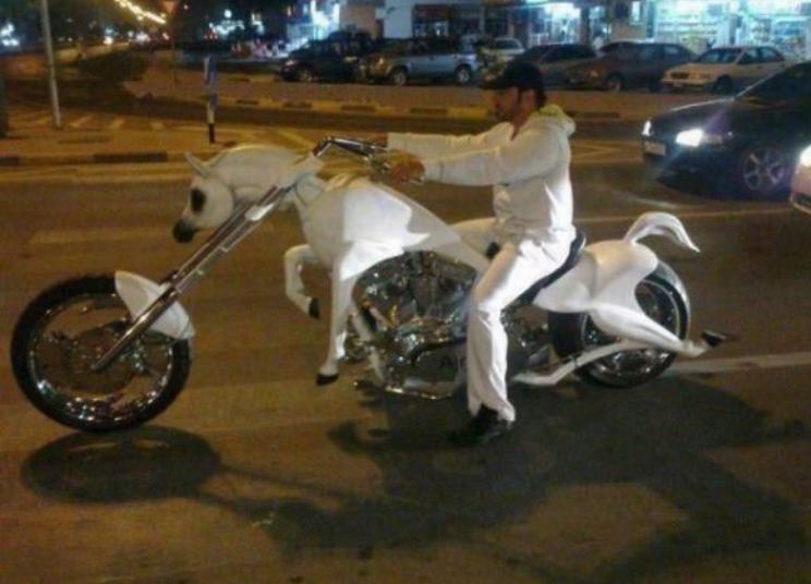 White knight. . White knight