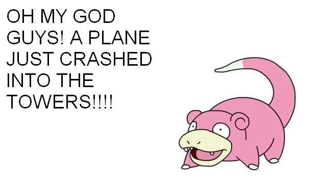 Who else but Slowpoke?. Yes, I'm fully aware that I'm going to hell.. slowpoke