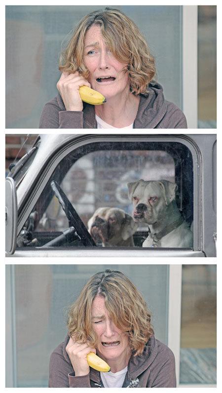 who was phone?. .. banana related who was phone? banana related