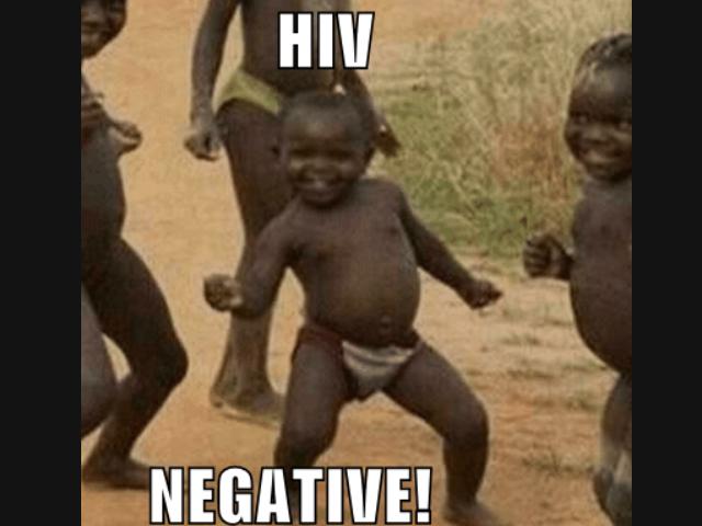 Whoop Whoop!. Hell yeah for healthy Africans!. Whoop Whoop! Hell yeah for healthy Africans!