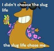 Why not, everyone else is doing it. . Ididn' t chains the slug life ii, if as La, 151 F the slug We chose me Why not everyone else is doing it Ididn' t chains the slug life ii if as La 151 F We chose me